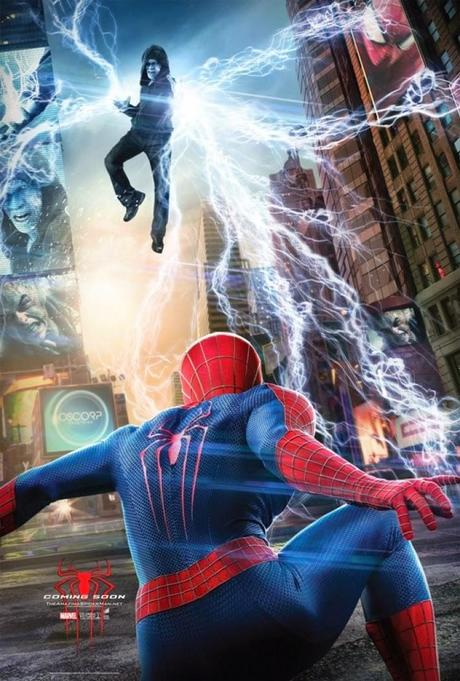 THE AMAZING SPIDERMAN 2: EL PODER DE ELECTRO (2014), DE MARC WEBB. LUCES Y SOMBRAS DE PETER PARKER.