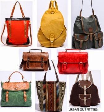 Shopping: poches