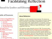Facilitar Reflexión. Manual para Líderes Educadores
