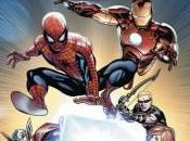 Anunciado cómic precuela espectáculo Marvel Universe LIVE!