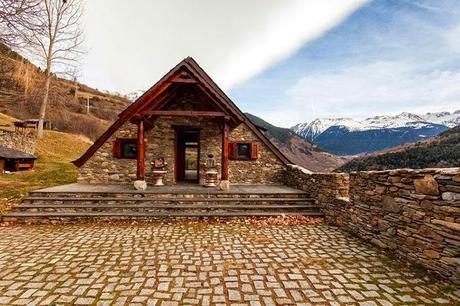 Casa r stica en el pirineo catal n paperblog - Casas rurales en pirineo catalan ...