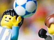 "Lego revivió ""mano Dios"" (VIDEO)"