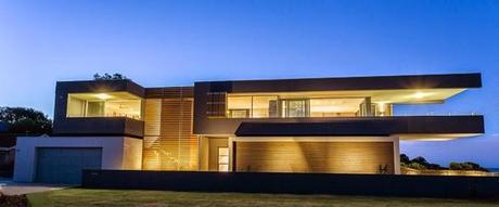 Casa moderna en dunsborough paperblog for Casa moderna l