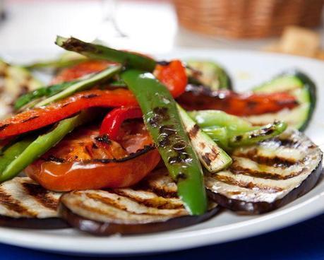 Parrillada de verduras paperblog for Parrillada verduras