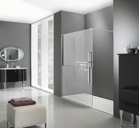 Lindos ba os con duchas modernas paperblog for Ver duchas de bano