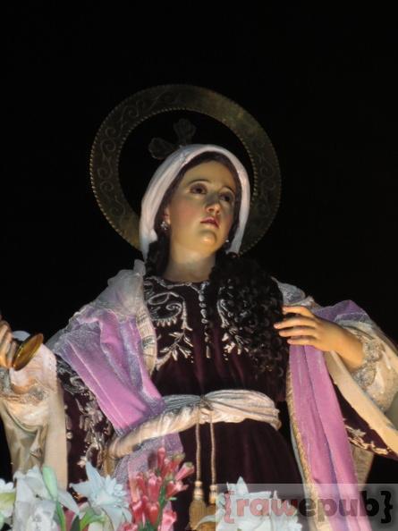Jesús Nazareno del Consuelo, Templo de La Recolección. (2014)