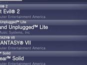 Todos juegos PSOne están disponibles Vita