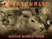 OneRepublic actuarán noviembre Barcelona Madrid