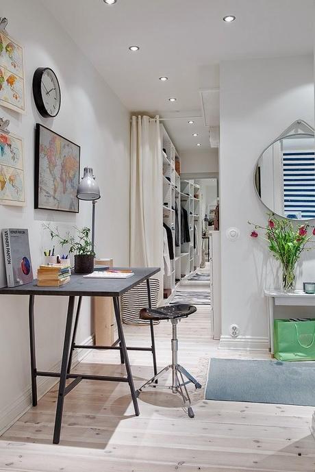 Decorar con estilo un piso en blanco y negro paperblog for Decorar in piso