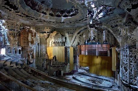 El Teatro de United Artists en Detroit