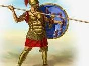 """ESCUDO ESPARTANO (Parte duro entrenamiento)"""", inicio épico relato ambientado antigua Grecia"""