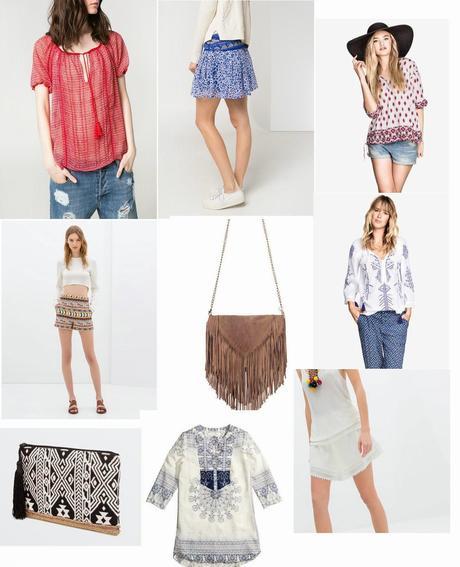 Style Tips Boho Chic Ethnic O Folk Paperblog