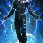 Diseños conceptuales de Electro para The Amazing Spider-Man 2: El Poder de Electro