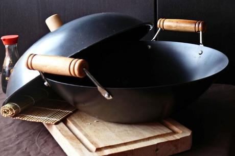 wok y utensilios de cocina oriental paperblog On utensilios de cocina oriental