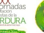 Jornadas Exaltación Fiestas Verdura Tudela
