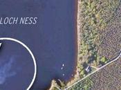 Nessie desde espacio