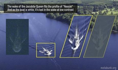 Nessie desde el espacio