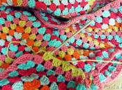 {Crochet} manta Hueco