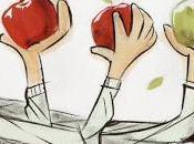 Manzanas traigo
