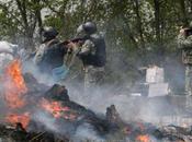 Ejercito criminal ucrania ataca este