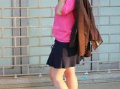 Outfit lady pink