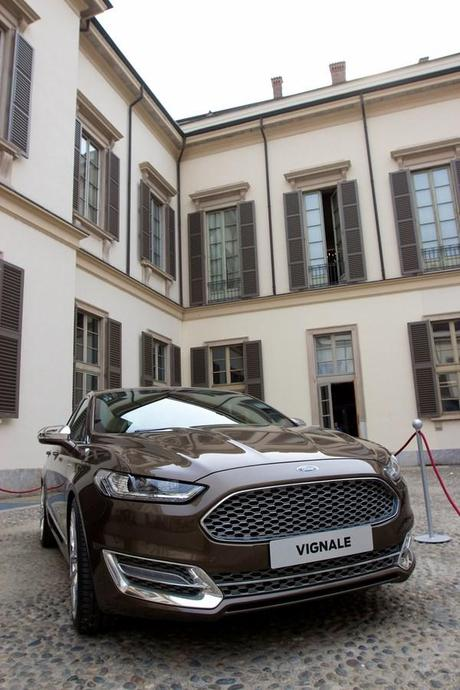 12 ford vignale