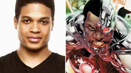 Cyborg estará en 'Batman Vs Superman'