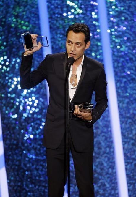 Marc Anthony Premios Billboard de la Música Latina 2014