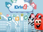 iDrive: nube barata