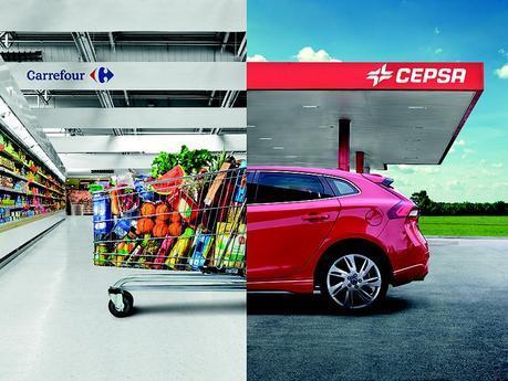 Cepsa y Carrefour se alían para ayudarnos en la cesta de la compra