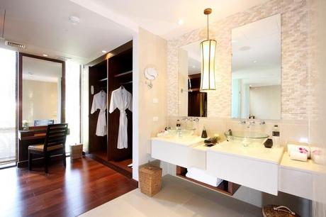 Modernos baños con vestidor - Paperblog