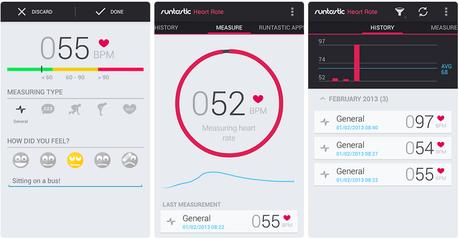 Runtastic Heart Rate 2