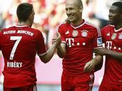 Bayern aplastó Werder Bremen