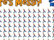 Where's Messi? ¿Donde esta #chiste