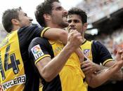 Atlético paso Liga