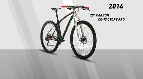 Las versiones de Co-Factory hacen uso de ruedas de 27.5