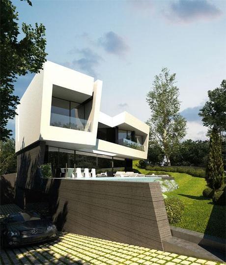 A cero presenta un nuevo proyecto de vivienda unifamiliar - A cero joaquin torres ...