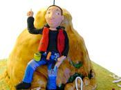 Dulces para Juan Carlos escalador montaña