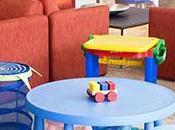 Alojamientos espacios infantiles