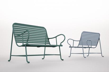 BD-Jaime Hayon-Gardenias Double Armchair