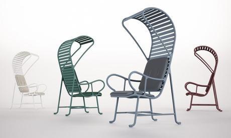 BD-Jaime Hayon-Gardenias Armchair with cover