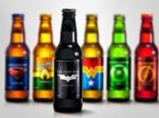 Botellas cerveza transforman superhéroes