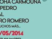 Izal, Jero Romero, Depedro Aloha Carmona: concierto benéfico Madrid para ayudar favelas