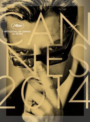 El rostro de Marcello Mastroianni, para el 67º Festival de Cannes