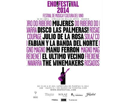 Enofestival 2014; Catas, Vino y Rock & Roll!!
