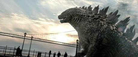 SHARE YOUR ROAR: NUEVO FEATURETTE DE GODZILLA