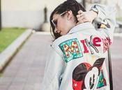 Mickey Mouse Vintage Jacket