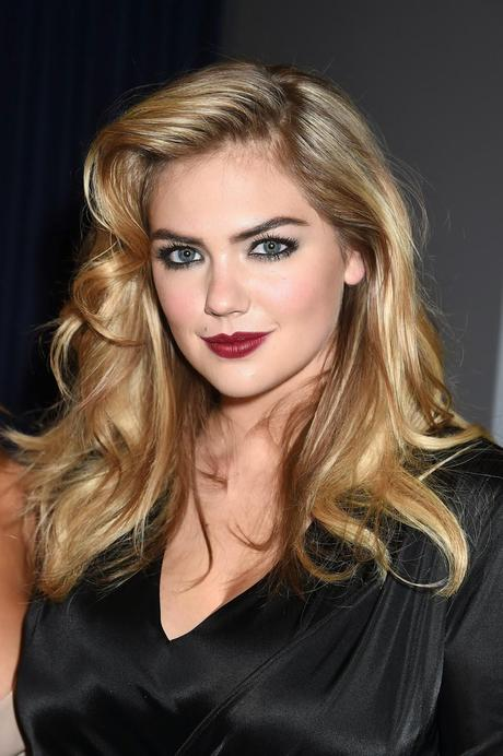 Paso a paso peinado Kate Upton en los MTV Movie Awards 2014