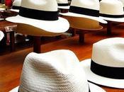 famoso sombrero Panamá hace Ecuador
