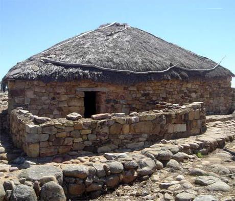 Soria yacimiento arqueol gico de numancia paperblog Como eran las casas griegas